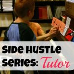 Side hustle series: Tutor
