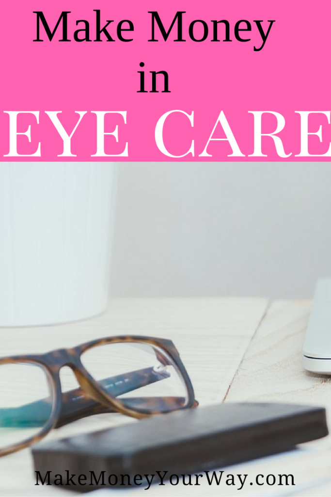We are all looking for ways to make more money. I have been a private practice optometrist for over thirteen years, and I have seen just about every way to make money in the eye care industry.