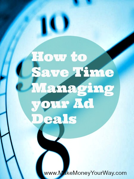 How to save time managing your ad deals