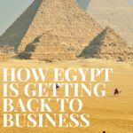 How Egypt is Getting Back to Business