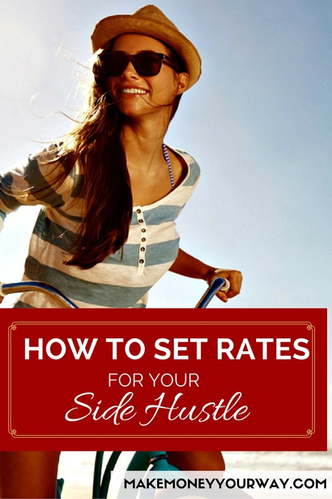 Set Rates for Your Side Hustle