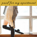 The day my roommates paid for my apartment