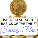Understanding The Basics of The Thrift Savings Plan
