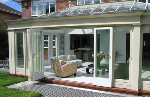 Ideal homes ltd adding a conservatory in your home for Adding a conservatory
