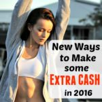New Ways to Make some Extra Cash in 2016