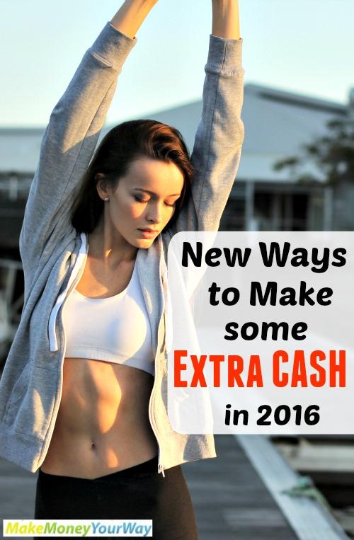 Ways to make some extra money online 1.16