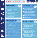 Save Money On Your Job Search