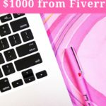 30 Days Challenge- How to Make Your First $1000 from Fiverr