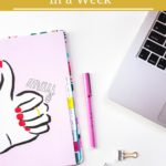 How to Build a Profitable Blog in a Week