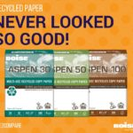 Using Recycled Paper And a $50 Office Depot Gift Card Giveaway!