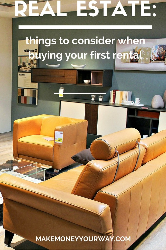 buying your first rental