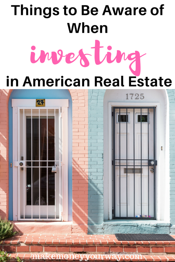 Things to Be Aware of When Investing in American Real Estate. Real estate prices in certain states fall and rise faster, whereas prices in other states will hardly fall. This all has to do with the fundamentals of the state. #realestate #invesstment #Investing #investingforbeginners