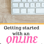 Getting started with an online brokerage account. I love this pin! Before I start investing, remember that the markets fluctuate and you should not forget that too!