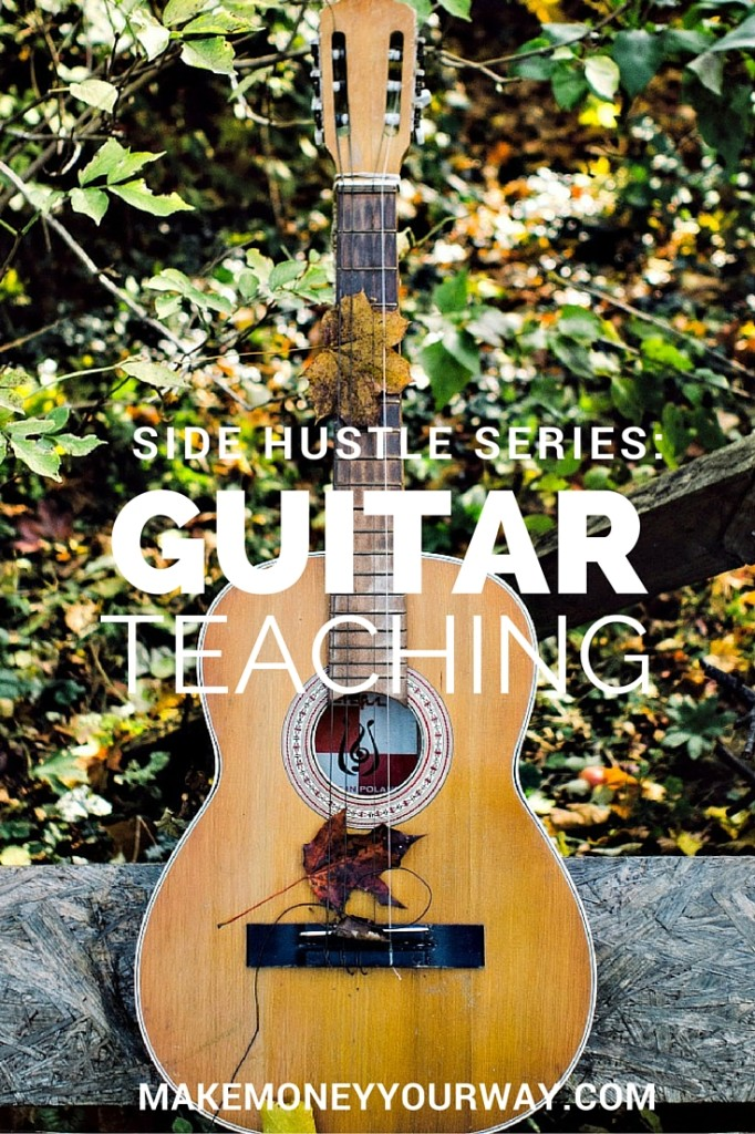 Guitar Teaching