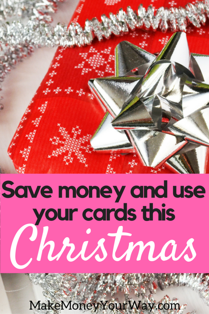 Save money and use your cards this Christmas