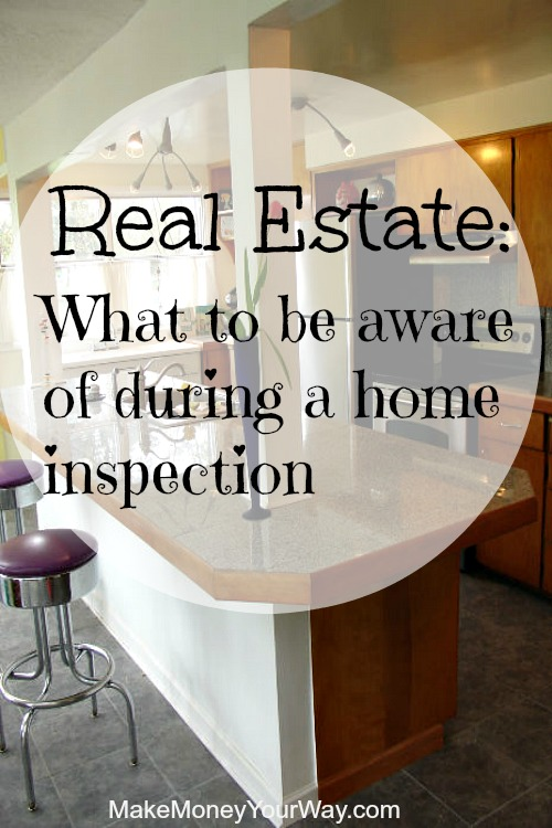 Real estate: What to be aware of during a home inspection