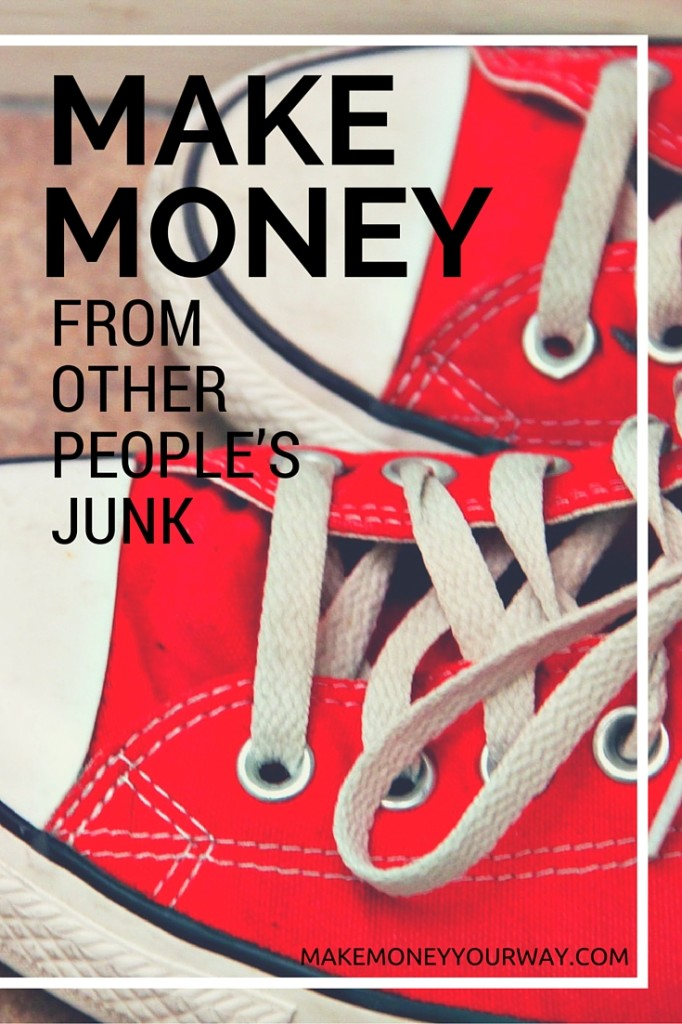 Make money from other people's junk