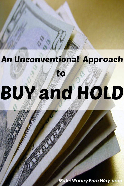 Approach to Buy and Hold