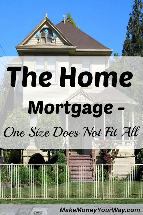 The Home Mortgage