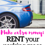 Wow! I definitely make money from renting my parking space and you can too!