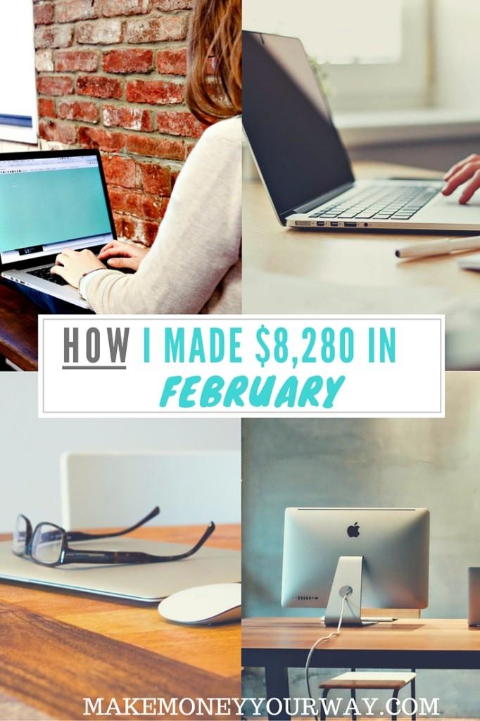 $8,280 in February