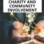 A Business-Sense Approach to Charity and Community Involvement